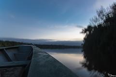 Sandoval lake (Kusi Seminario) Tags: paisaje landscape sunset lake lago sky clouds nubes nature outdoors rainforest selva jungle tambopata sandoval madrededios peru southamerica sudamerica canon eos 7dmarkii canoa canoe