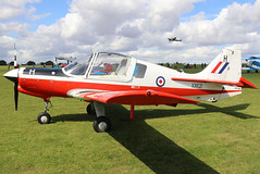 G-CBEF_XX621 (GH@BHD) Tags: xx621 gcbef beagle beaglepup pup scottishaviation bulldog bulldogt1 raf royalairforce laa laarally laarally2019 sywellairfield sywell aircraft aviation military trainer