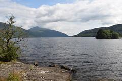 Loch Lomond (SteveInLeighton's Photos) Tags: 2019 nikond3300 august scotland argyllandbute lake loch lochlomond inveruglas