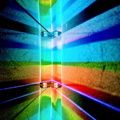 "IMAG5941~3 (LewDude) Tags: lasers lightart structuredlight vaporwaveart vaporwaveaesthetic outrun rad laserbeams refraction reflection photons spaceart tron vaporwave diffraction synthwave whoa homemade diy science diodes current optics orb physics vaporwaveart""""albumart""""opart""lasergeometricabstractabstract artabstract photography"" ""psychedelic"" trippy photography artist ""geometric art"" neon"