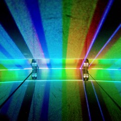 "IMAG5941~2 (LewDude) Tags: lasers lightart structuredlight vaporwaveart vaporwaveaesthetic outrun rad laserbeams refraction reflection photons spaceart tron vaporwave diffraction synthwave whoa homemade diy science diodes current optics orb physics vaporwaveart""""albumart""""opart""lasergeometricabstractabstract artabstract photography"" ""psychedelic"" trippy photography artist ""geometric art"" neon"