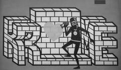 190906_VLC_024 (Stefano Sbaccanti) Tags: valencia spain spagna españa stefanosbaccanti minox35gl kentmere400 rondinax35e 2019 analogico analogue analogicait blackandwhite bianconero blancoynegro graffiti artecallejera