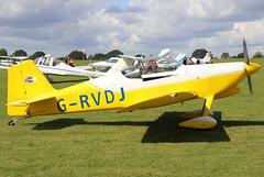 G-RVDJ (GH@BHD) Tags: grvdj vans rv rv6 laa laarally laarally2019 sywellairfield sywell aircraft aviation