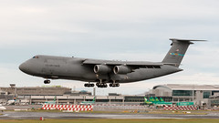 87-0036 USAF United States Air Force Lockheed C-5M Super Galaxy (L-500) EIDW_ (Conor O'Flaherty) Tags: usaf mike pence dublinairport eidw dublin ireland plane cargo aviation visit jet canon