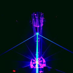 "IMAG6080~2 (LewDude) Tags: lasers lightart structuredlight vaporwaveart vaporwaveaesthetic outrun rad laserbeams refraction reflection photons spaceart tron vaporwave diffraction synthwave whoa homemade diy science diodes current optics orb physics vaporwaveart""""albumart""""opart""lasergeometricabstractabstract artabstract photography"" ""psychedelic"" trippy photography artist ""geometric art"" neon"