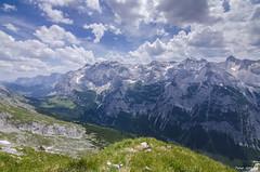 Karwendeltal with clouds (peter-goettlich) Tags: