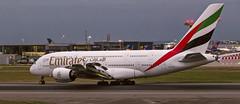 Emirates A380 (Ningaloo.) Tags: lhr heathrow airport emirates a380 super jumbo