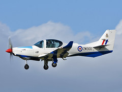 ZM300 (np1991) Tags: royal air force raf cranwell lincolnshire england united kingdom uk nikon digital slr dslr d7200 camera aviation planes aircraft trainer prefect t1