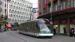 2007-07-02 Strassbourg Tramway (beranekp) Tags: france frankreich strassbourg tramvaj tramway tram tranvia šalina strassenbahn elektrika električka