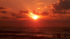 Sunset (Iforce) Tags: sunset sun landscape wallpaper sea ocean n1ipm