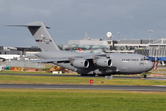 01-0188 C-17A US Air Force (eigjb) Tags: dublin airport ireland eidw international collinstown jet transport aircraft plane spotting aeroplane airplane 2019 aviation 010188 c17a us air force rch513 military globemaster mcdonnell douglas c17 usaf stewart new york guard 105aw