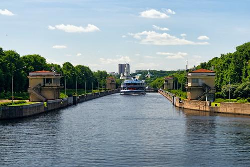 Moskva River 5 ©  Alexxx Malev