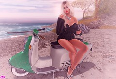 Give Me The Keys, I Will Drive Today (alexandra sunny) Tags: adorsy bishesinc svp catwa maitreya aviglam fabiahair cosmopolitanevent unik treschic secondlife blog blogger fashion female woman landscape bike