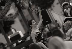 Banai Sára ... Barokk Esküvő 2019 _ FP5677M (attila.stefan) Tags: banai sára stefán stefan attila aspherical pentax portrait portré singer k50 samyang summer nyár 85mm 2019 wedding esküvő barokk baroque festival fesztivál days napok