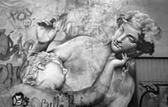 190906_VLC_011 (Stefano Sbaccanti) Tags: valencia spain spagna españa stefanosbaccanti minox35gl kentmere400 rondinax35e 2019 analogico analogue analogicait blackandwhite bianconero blancoynegro graffiti artecallejera
