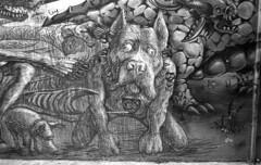 190906_VLC_002 (Stefano Sbaccanti) Tags: valencia spain spagna españa stefanosbaccanti minox35gl kentmere400 rondinax35e 2019 analogico analogue analogicait blackandwhite bianconero blancoynegro graffiti artecallejera