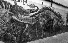 190906_VLC_001 (Stefano Sbaccanti) Tags: valencia spain spagna españa stefanosbaccanti minox35gl kentmere400 rondinax35e 2019 analogico analogue analogicait blackandwhite bianconero blancoynegro graffiti artecallejera
