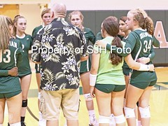 IMG_4692 (SJH Foto) Tags: girls volleyball high school emmaus bishop shanahan jv timeout time out huddle team