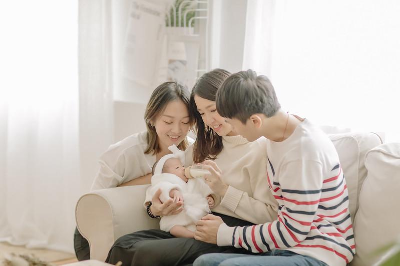 |全家福|Sandy寶寶寫真 故居新室攝影棚