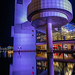 Finding architect I.M. Pei at Cleveland's Rock and Roll Hall of Fame