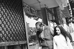 Stadt (tiltdesign2016) Tags: yashicaelectro35gsn analogphotography bw wuppertal elberfeld kodakd7611 plustekopticfilm7600ise kodaktrix400 stadt strase street