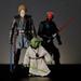 Anakin Skywalker, Darth Maul, Yoda
