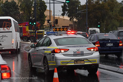 South Australia Police | Holden ZB Commodore (emergencyservicesadl) Tags: cops police policecar holden commodore holdencommodore crash mva mvc traffic emergencyservices sapol sapolice