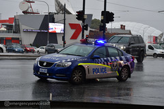 South Australia Police | High Visibility Holden VF Commodore (emergencyservicesadl) Tags: cops police policecar holden commodore holdencommodore crash mva mvc traffic emergencyservices sapol sapolice