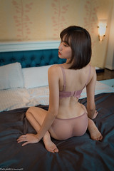 III03983 (HwaCheng Wang 王華政) Tags: 何謙 菁鳥 人像 外拍 睡衣 內衣 比基尼 旅拍 md model portraiture sony a7r3 ilce7rm3 a7r mark3 a9 ilce9 35 gm za underwear 24