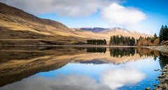 Canterbury High Country Reflections. NZ (ndoake) Tags: