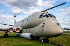 Hawker Siddeley Nimrod (Benjamin Ballande) Tags: bac jet provost coventry egbe uk hawker siddeley nimrod