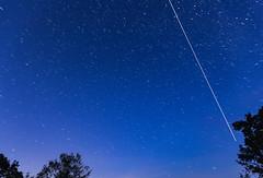 ISS Sep 8 (nicklucas2) Tags: astrophotography internationalspacestation iss zarya night startrail stars