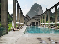 IMG_20190628_171551 (trevor.patt) Tags: vector architecture adaptive reuse hotel hospitality factory yangshuo guangxi cn karst