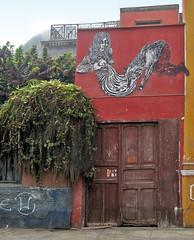 In Barranco - Lima, Perú (Lewitus) Tags: barranco lima perú door wood
