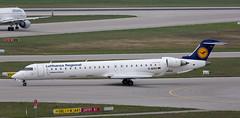 CRJ900 | D-ACKI | MUC | 20190823 (Wally.H) Tags: bombardier canadair regionaljet crj crj900 crj9 dacki lufthansaregional lufthansacityline muc eddm münchen airport