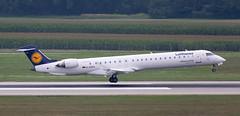 CRJ900 | D-ACKA | MUC | 20190823 (Wally.H) Tags: bombardier canadair regionaljet crj crj900 crj9 dacka lufthansa lufthansacityline muc eddm münchen airport
