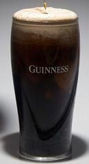 Guinness (Bernie Condon) Tags: guinness stout irish beer black white head glass dublin