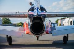 BAC Jet Provost : Coventry : EGBE : UK (Benjamin Ballande) Tags: bac jet provost coventry egbe uk