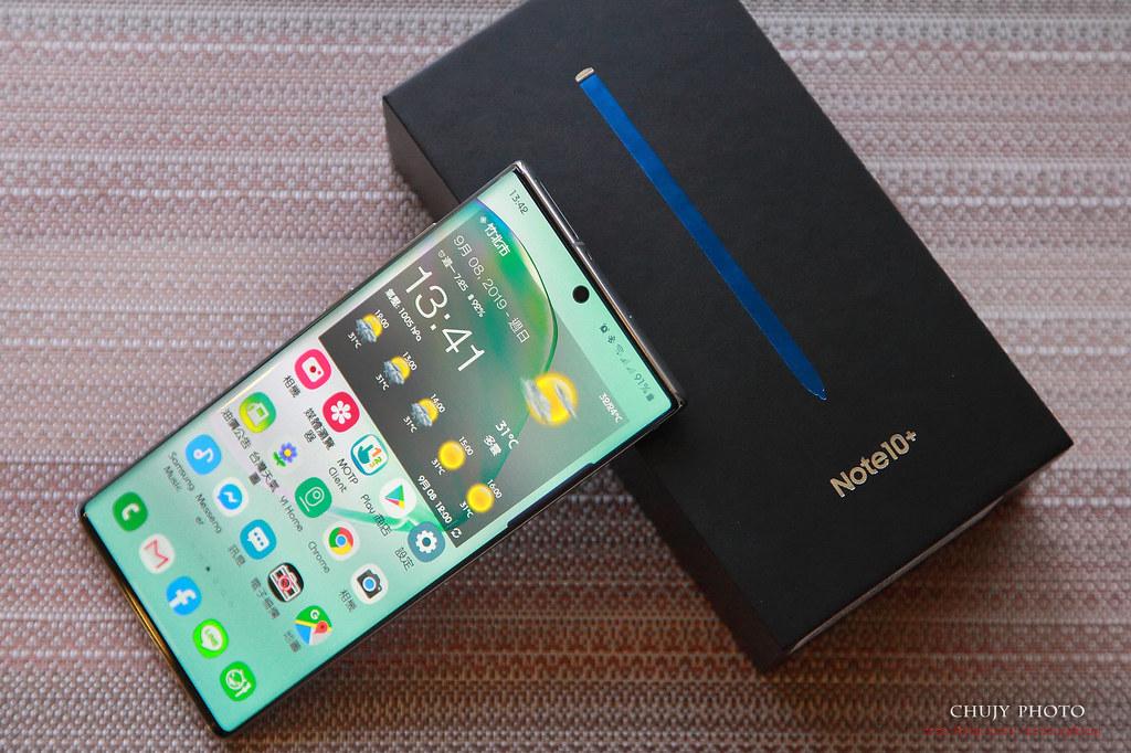 (chujy) Samsung Note10+ 開箱,傑出的一手 - 29