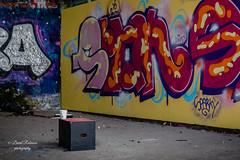 DSC06415 (davyskin46) Tags: sony slt a77ii wallart graffiti gateshead northeastofengland cup box distraction