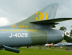 """Hawker Hunter F-6 4 • <a style=""""font-size:0.8em;"""" href=""""http://www.flickr.com/photos/81723459@N04/48697453636/"""" target=""""_blank"""">View on Flickr</a>"""