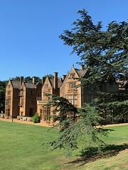 Wroxton Abbey (markshephard800) Tags: stone green house england architecture abbey wroxton