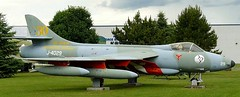 """Hawker Hunter F-6 2 • <a style=""""font-size:0.8em;"""" href=""""http://www.flickr.com/photos/81723459@N04/48697630842/"""" target=""""_blank"""">View on Flickr</a>"""