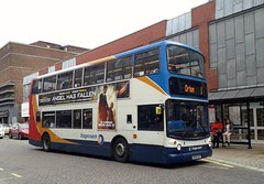 18418 AE06GZT (tmartintrevor1) Tags: 18418 ae06gzt stagecoacheast transbustrident peterborough