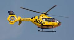 EC135   D-HXAC   MUC   20190823 (Wally.H) Tags: eurocopter ec135 dhxac adac luftrettung notarzt christoph32 muc eddm münchen airport