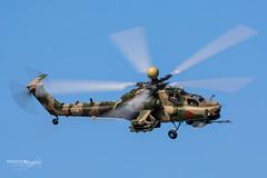 Mi-28NM Night Superhunter (www.frontlineaviation.co.uk) Tags: maks19 maks2019 zhukovsky moscow russia russianfalcons russianknights russiannavy sukhoi su30 su34 su35 su57 mig29 flanker fulcrum superjet be200es fullback ka52 alligator canon 500f4 500mmf4is frontlineaviation