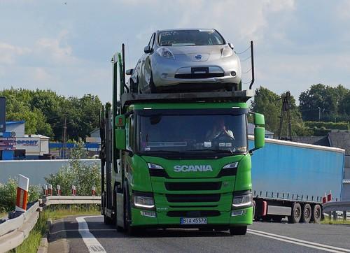 Scania P410 NG Kameleon [PL] a photo on Flickriver