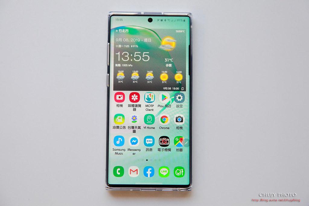 (chujy) Samsung Note10+ 開箱,傑出的一手 - 47