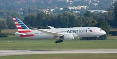 B787 | N811AB | MUC | 20190824 (Wally.H) Tags: boeing 787 boeing787 b787 n811ab americanairlines muc eddm münchen airport