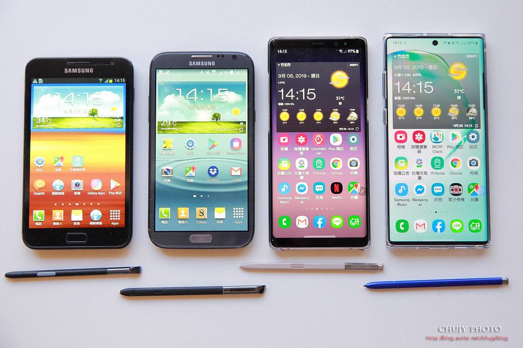 (chujy) Samsung Note10+ 開箱,傑出的一手 - 53
